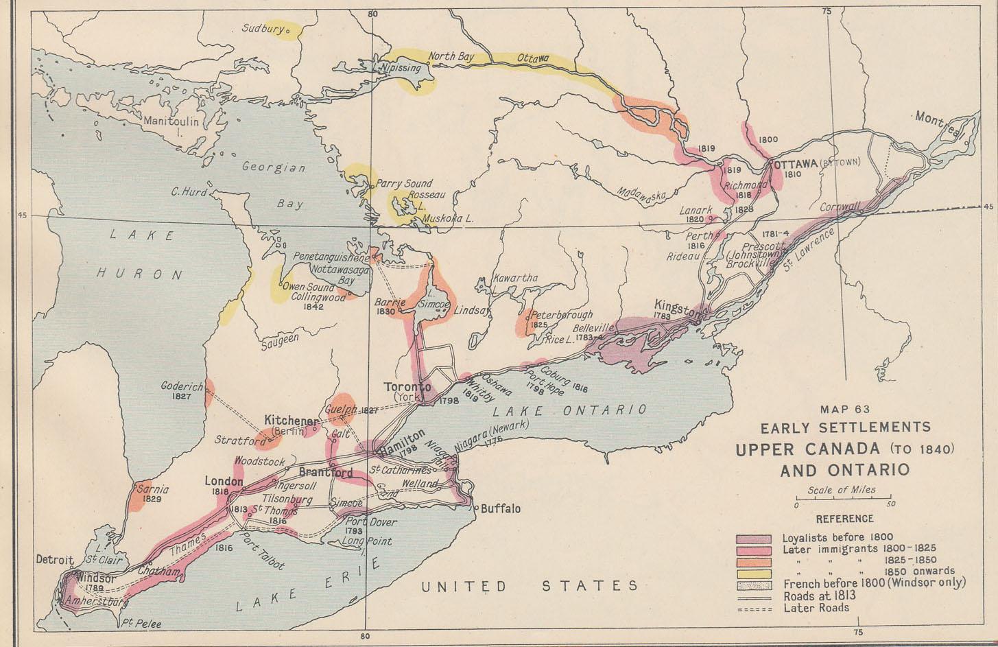 AN HISTORICAL ATLAS OF CANADA